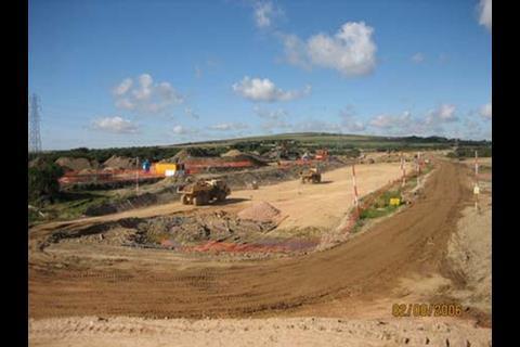 Deep Tye Landfill Remediation